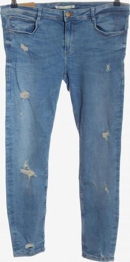 ZARA Stretch Jeans in 34 in blau, Produktansicht