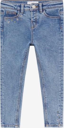 MANGO KIDS Jeans 'jules' in de kleur Kobaltblauw, Productweergave