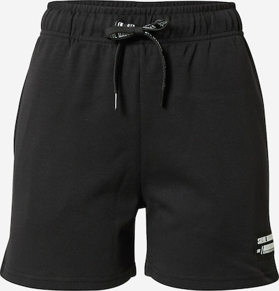 STEVE MADDEN Shorts 'ICATANIA' in schwarz, Produktansicht