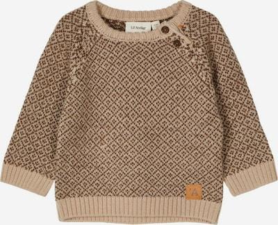 NAME IT Pullover in beige / braun, Produktansicht