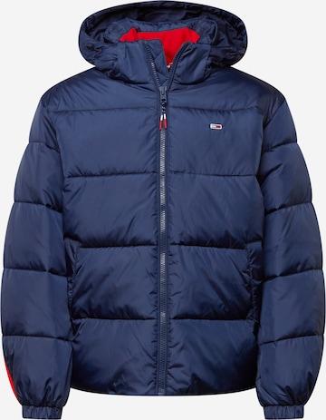Tommy Jeans Winter jacket in Blue