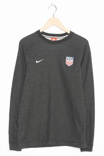 NIKE Sweatshirt in L in dunkelgrau, Produktansicht