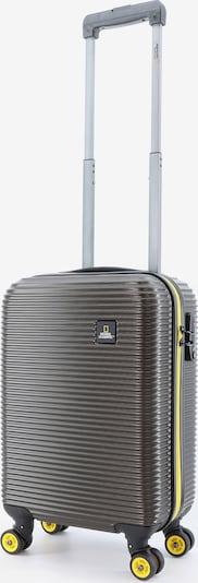 National Geographic Reisegepäck 'Abroad' in schwarz, Produktansicht