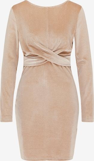 MYMO Kleid in champagner, Produktansicht