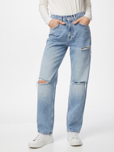 Gina Tricot Jeans '90s' in hellblau, Modelansicht