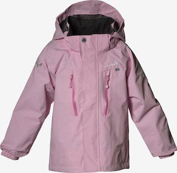Isbjörn of Sweden Outdoor jacket 'STORM' in Pink