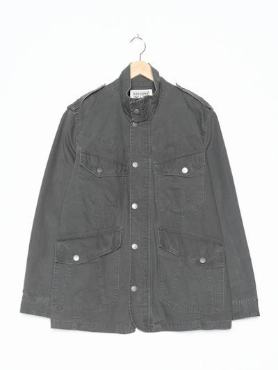 CONVERSE Jacke in M in grey denim, Produktansicht