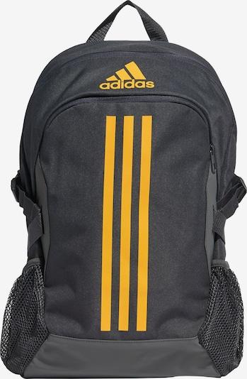 ADIDAS PERFORMANCE Sporttasche in gelb / grau, Produktansicht