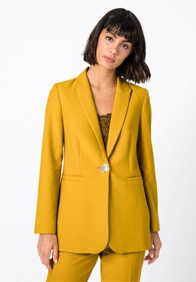 HALLHUBER Blazer in gelb, Modelansicht