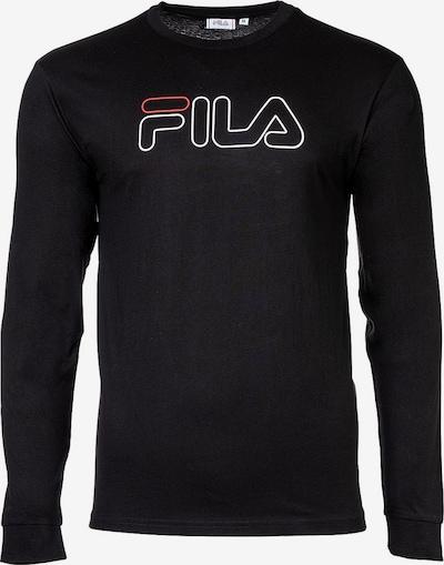 FILA Sweatshirt in Orange red / White, Item view