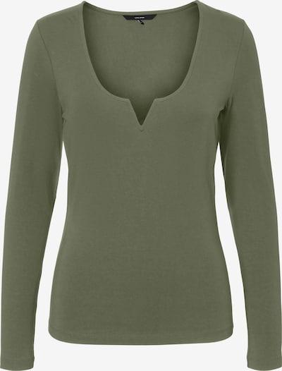 VERO MODA Shirt 'Nelly' in oliv, Produktansicht