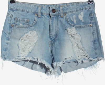 NLY Trend Jeansshorts in S in blau, Produktansicht