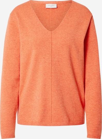 Freequent Pullover 'Laura' in dunkelorange, Produktansicht