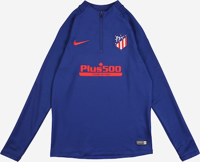 NIKE Sports sweater 'Atlético de Madrid' in royal blue / red, Item view