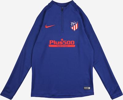 NIKE Sportski pulover 'Atlético de Madrid' u kraljevsko plava / crvena, Pregled proizvoda
