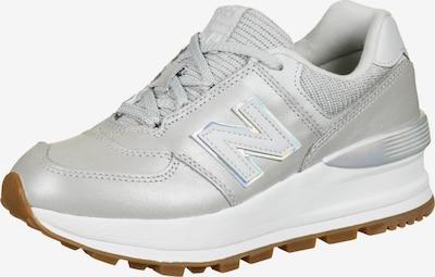 new balance Sneaker in silber / weiß, Produktansicht