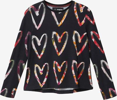 Desigual T-Shirt 'Ana' en mélange de couleurs / noir, Vue avec produit