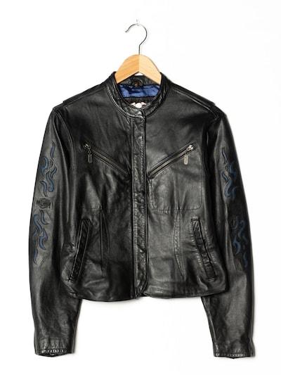 Harley Davidson Lederjacke in S in schwarz, Produktansicht