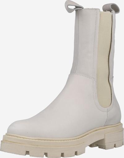 Cizme 'Beatrix' MJUS pe crem / alb, Vizualizare produs