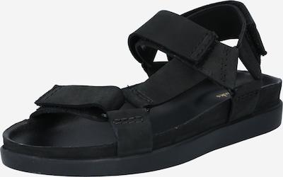 CLARKS Sandaalit 'Sunder Range' värissä musta, Tuotenäkymä