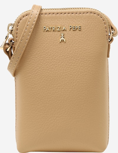 PATRIZIA PEPE Crossbody bag in champagne, Item view