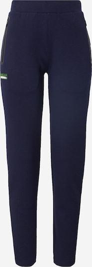Lacoste Sport Pantalon de sport en bleu marine, Vue avec produit