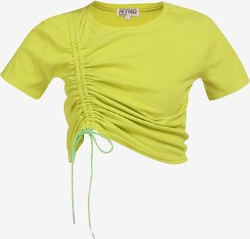 myMo ATHLSR Shirt in Geel