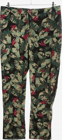 TRIANGLE Pants in 7XL in Green