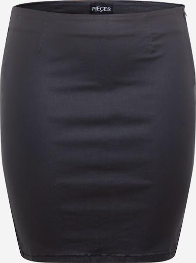 PIECES (Curve) Sukně 'PARO' - černá, Produkt