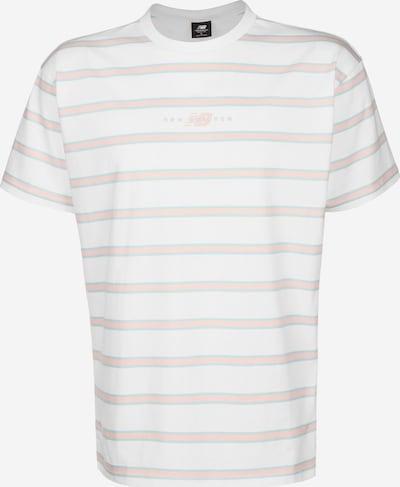 new balance T-Shirt ' MT01514 ' in weiß, Produktansicht