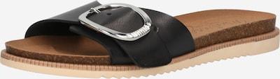 MUSTANG Šľapky - čierna, Produkt