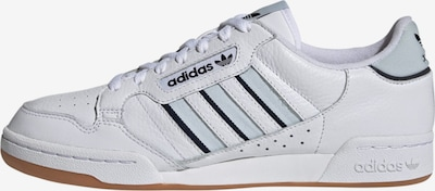 ADIDAS ORIGINALS Sneaker 'Continental 80' in opal / schwarz / weiß, Produktansicht