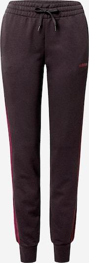 ADIDAS PERFORMANCE Športne hlače | jagoda barva, Prikaz izdelka