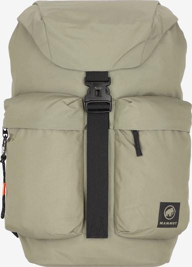 MAMMUT Rucksack in beige, Produktansicht