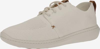CLARKS Sneaker in weiß, Produktansicht