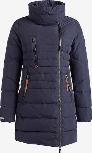 khujo Manteau d'hiver 'GEMMANA' en bleu, Vue avec produit