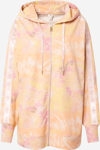 River Island Zip-Up Hoodie 'INTIMATES' in Mixed colors