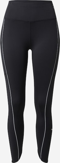PUMA Workout Pants in Black / White, Item view