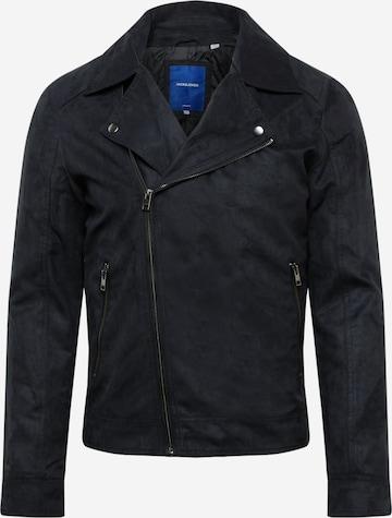 JACK & JONES Prechodná bunda 'NOLAN' - Čierna