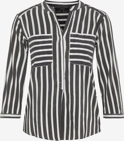 VERO MODA Blouse 'Vmerika' in Grey / White, Item view
