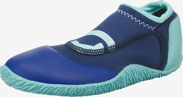 HYPHEN Badeschuhe 'Iris' in Blau