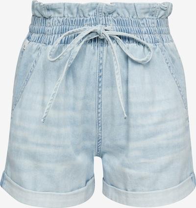 Q/S designed by Jeans in de kleur Lichtblauw, Productweergave