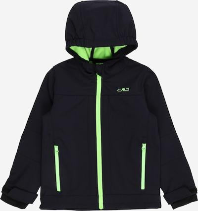CMP Přechodná bunda - marine modrá / svítivě zelená, Produkt