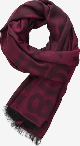 ETERNA Schal in Rot