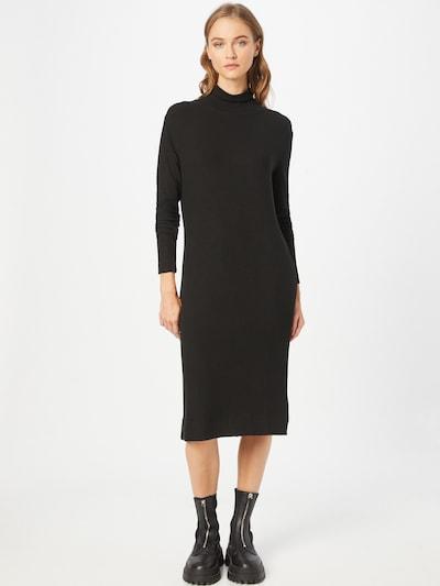 G-Star RAW Gebreide jurk in de kleur Zwart, Modelweergave