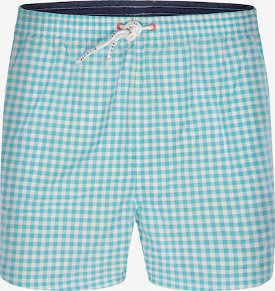 bugatti Board Shorts ' Andres ' in Blue / White, Item view
