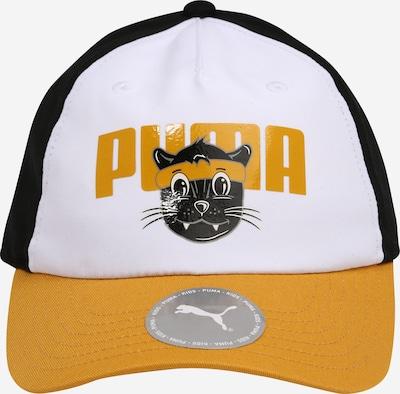 Pălărie PUMA pe galben / negru / alb, Vizualizare produs