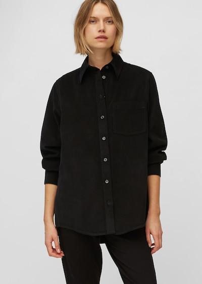 Marc O'Polo Blouse in de kleur Zwart, Modelweergave