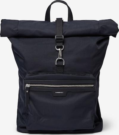 SANDQVIST Backpack 'Siv' in Black, Item view