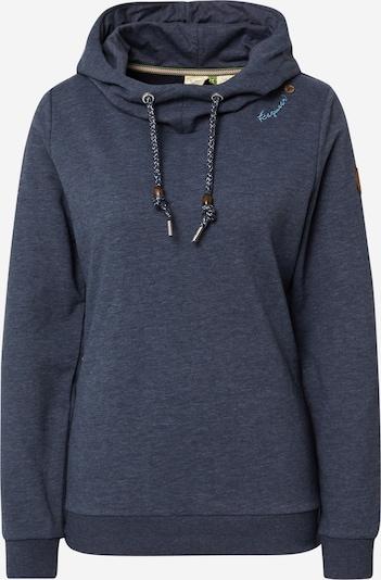 Ragwear Sweatshirt 'FLORA' in Night blue / Light blue, Item view